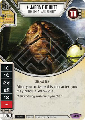 Jabba der Hutte