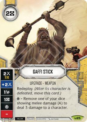 Gaffi-Stab