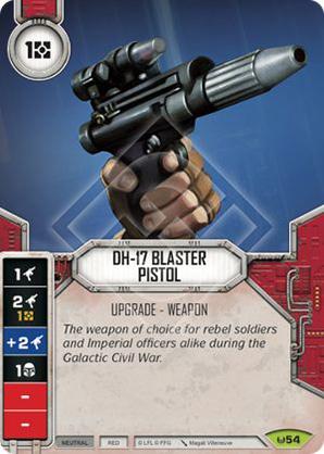DH-17-Blasterpistole