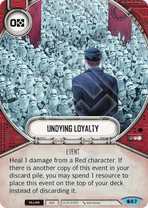 Grenzenlose Loyalität