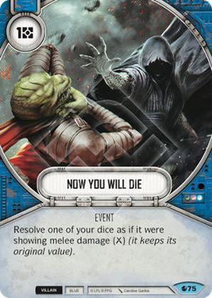 Jetzt wirst du sterben