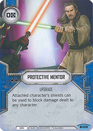 Beschützender Mentor