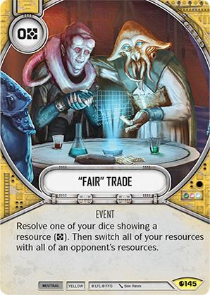 """Ein """"fairer"""" Handel"""