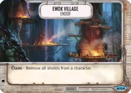 Dorf der Ewoks