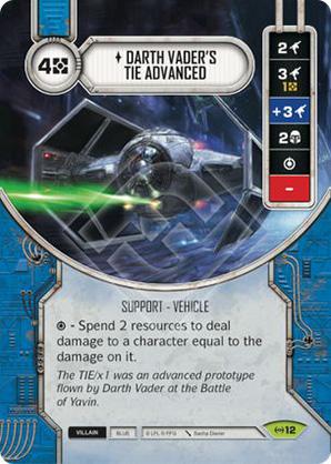 Darth Vader's TIE-Turbojäger