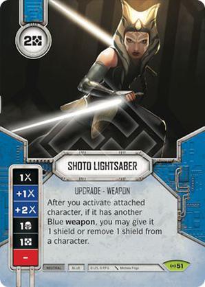 Shoto-Lichtschwert