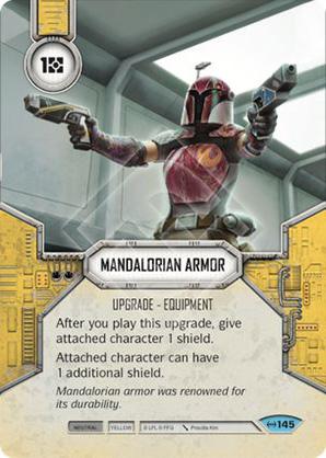 Mandalorianische Rüstung