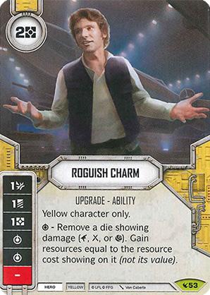 Roguish Charm