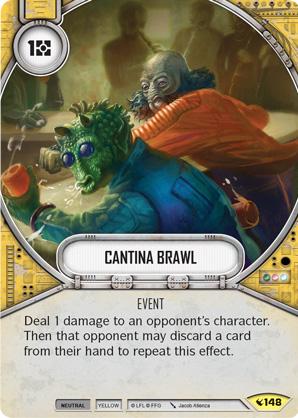 Cantina Brawl