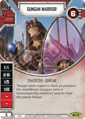 Gungan Warrior