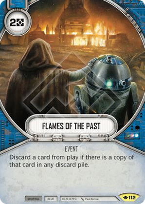 Flames of the Past