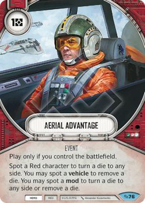 Aerial Advantage
