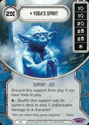 Yoda's Spirit