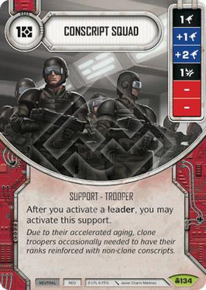 Conscript Squad