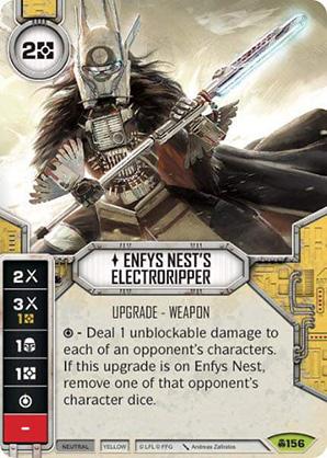 Enfys Nest's Electroripper