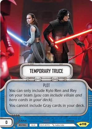 Temporary Truce