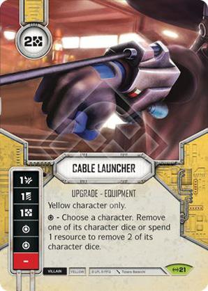 Kabelwerfer