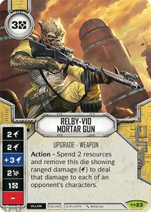 Relby-V10-Mörser