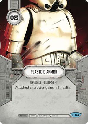 Plastoid-Rüstung