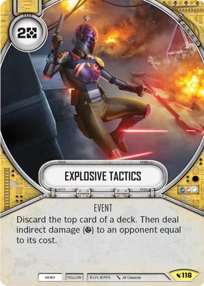 Explosive Taktik